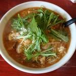 中華料理 八戒 - 酸辣天津麺