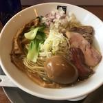 竹末東京Premium - 味玉 塩そば