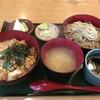 松右ェ門 - 料理写真:親子丼合わせ