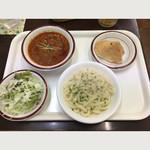 DELHI GATE - カレー定食にしかみえないw
