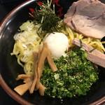 東京油組総本店 - 料理写真:辛味噌 油そば