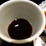 観世水 - 濃い色味の辛汁