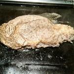 お好み焼本舗 - 熟成リブロースステーキ塊