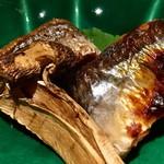 秋刀魚 塩焼