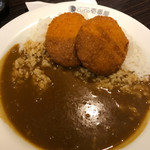 Kokoichibanya - クリームコロッケカレー