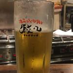 チャオチャオ餃子 - 生ビ
