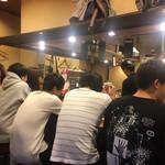 チャオチャオ餃子 - 満席、満席