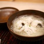 緒方 - 鱧素麺