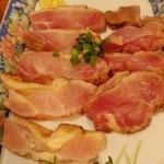 鹿児島郷土料理 おはん - 鶏刺