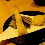 天ぷら 嵐 - 料理写真: