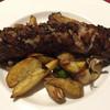 シラノ・ド・ベルジュラック - 料理写真:いろいろな内臓のソーセージ(大腸・小腸・小袋etc)アンドゥイエット仕立て