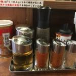 玉五郎 - 薬味たち