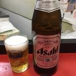 74430796 - 瓶ビール500円アサヒ選択