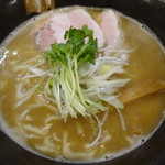 麺や 阿吽 - 秋刀魚麺
