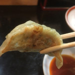 餃麺 しら石 - 餃子 リフト〜(*^▽^*)❤️