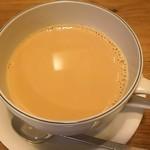 モカ自家焙煎コーヒー店 - ドリンク写真:カフェオレ ¥570