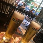 アロハテーブル - 飲み放題①ハイネケンの生ビール