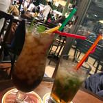 アロハテーブル - 飲み放題⑥ロングアイランドアイスティー、ママキ茶ハイ