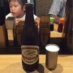 龍旗信LEO - 瓶ビール♪