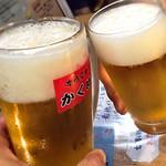 74434691 - ビールで乾杯!