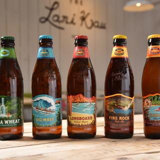 ハワイNo1クラフトビール『コナビール』などハワイのお酒多数
