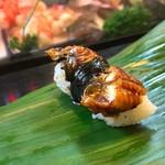 石松寿司 - 2017年10月 鰻