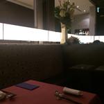 中国料理 XVIN - 席のようす
