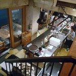 74437775 - 内観(2階へ上がる階段)