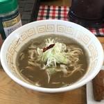 UMAMI SOUP Noodles 虹ソラ - ニボぉ煮干ソバ「曇天」