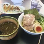 あぢとみ食堂 - つけ麺
