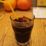 カフェフェルマータ - アイスコーヒー