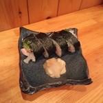 うおしま・大黒丸 - 絶品うおしま海鮮巻き