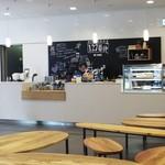 UCCカフェ コンフォート - 1階ロビーのカフェ「127番地」