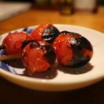 とりこころ - トマト焼き