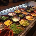 きりしま畜産 - 料理写真:野菜コーナー