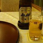 74449381 - 中瓶ビール 972円 2017年10月