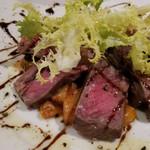 NOBI - 牛肉のタリアータ