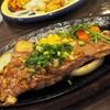 バンビ - 料理写真:サーロインステーキ