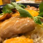 比内地鶏生産責任者の店 本家あべや - #食べログ的に撮るとこうなる。