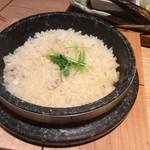 74453977 - 鯛めし(食べ放題)