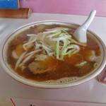 西口屋 - 味噌チャーシューメン