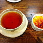 かまーとの森 - 紅茶とクレームブリュレ
