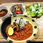 かまーとの森 - 野菜カレー