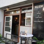 SLOW - 店頭