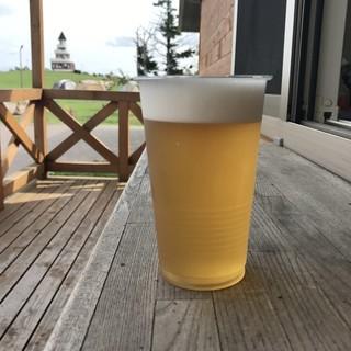しんしのつ産直市場 - ドリンク写真:生ビール、500円です。