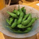 博多 とんぼ - 枝豆