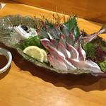 博多 とんぼ - ハーブ鯖半身