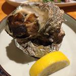 博多 とんぼ - サザエの壺焼き