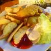 バー キャプテンカンガルー - 料理写真:フィッシュ&チップス