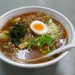 ヒマラヤラーメン - 料理写真:ヒマラヤメン(広東風)700円